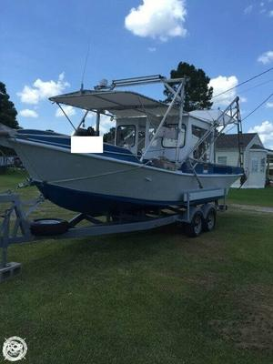Used Homebuilt 23 Commercial Boat For Sale