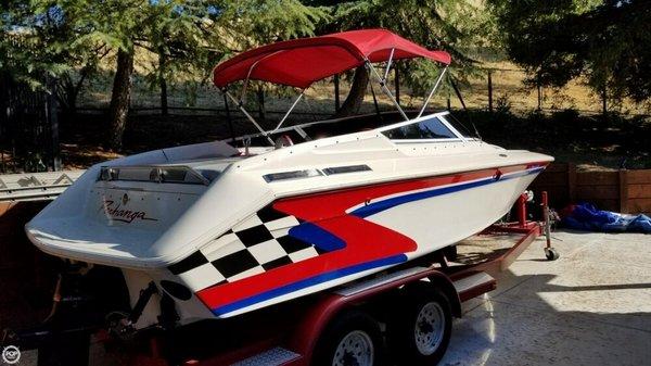 Used Sea Ray Pachanga 22 High Performance Boat For Sale