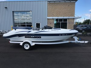 Used Sea-Doo Sport Boats Challenger 2000 Jet Boat For Sale