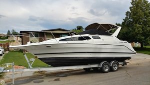 Used Bayliner 2855 Ciera Sunbridge Express Cruiser Boat For Sale