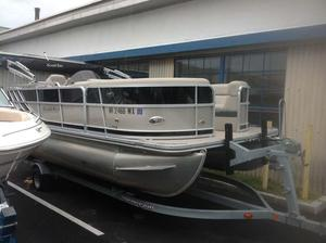 Used South Bay 518 CR Pontoon Boat For Sale