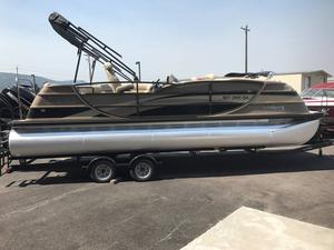 Used Harris Flotebote Crowne 230 Pontoon Boat For Sale