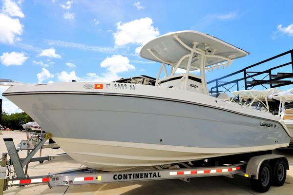 Used Century 2301 Center Console Center Console Fishing Boat For Sale