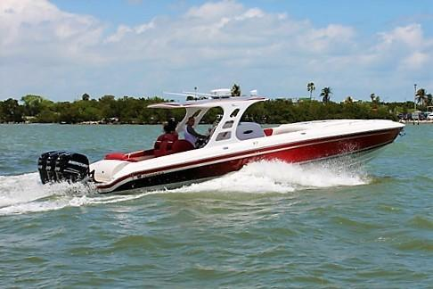 Used Poseidon 38 Sport High Performance Boat For Sale