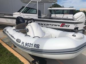 Used Brig Inflatables Falcon 360 Rigid Sports Inflatable Boat For Sale