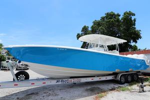 Used Sea Vee 390Z Sports Fishing Boat For Sale
