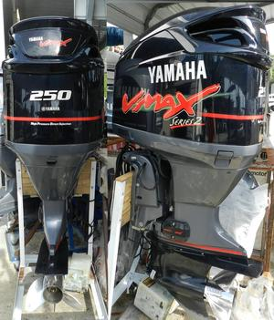 Used Yamaha Outboards VZ250HPVZ250HP Other Boat For Sale