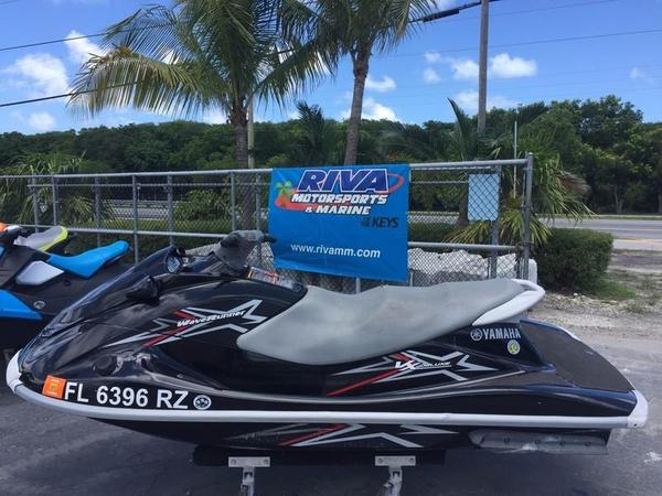 Used Yamaha WaveRunner VX Deluxe Personal Watercraft For Sale