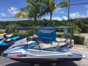 New Yamaha VX Deluxe Personal Watercraft For Sale