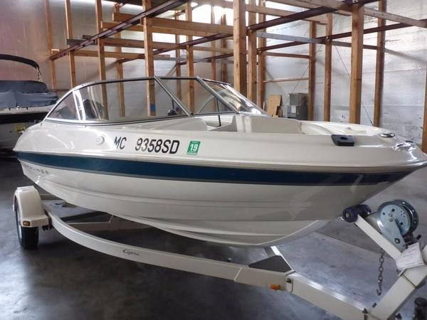 Used Bayliner Capri 1804 Bowrider Boat For Sale