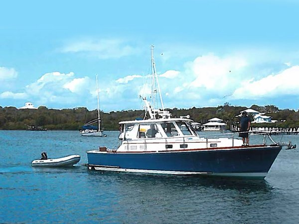 Used Eastbay 38 Eastbay Cruiser Boat For Sale