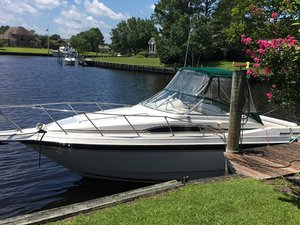 Used Monterey 276 Express Cruiser Boat For Sale