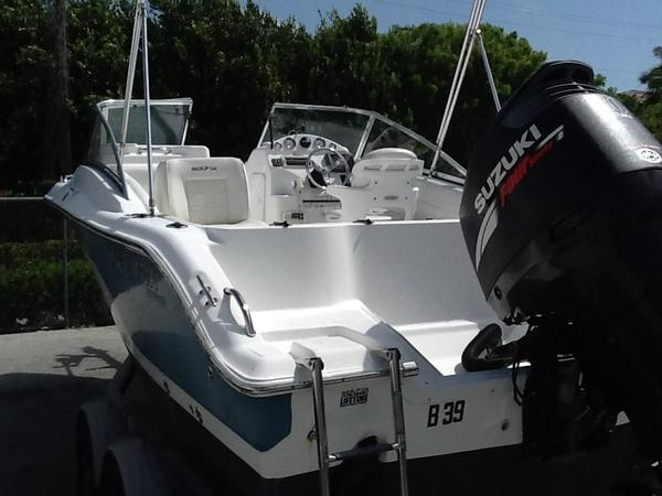 Used Sea Fox 216 DC Dual Console Boat For Sale