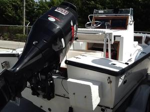 Used Sea Craft 20 Center Console Fishing Boat For Sale