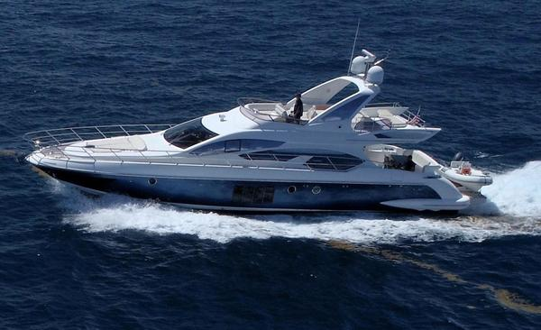Used Azimut 6868 Motor Yacht For Sale