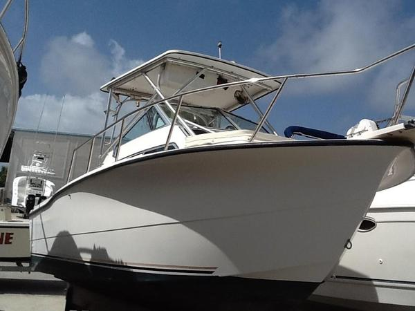Used Pro-Line 21 Walkaround Saltwater Fishing Boat For Sale