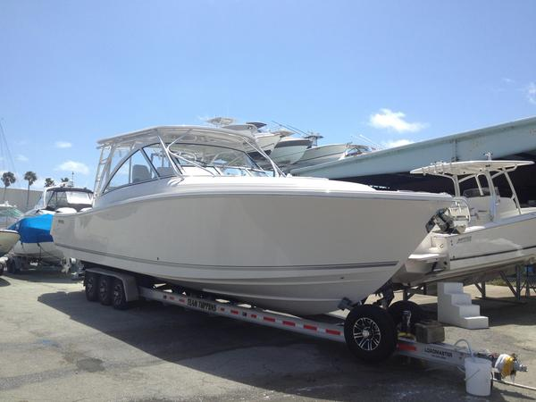New Jupiter 4141 Sports Fishing Boat For Sale