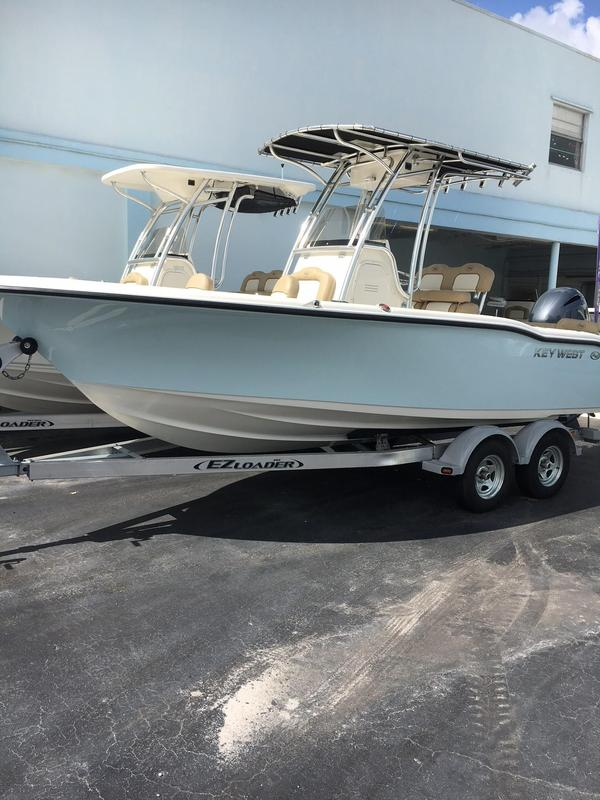New Key West 219 FS Saltwater Fishing Boat For Sale