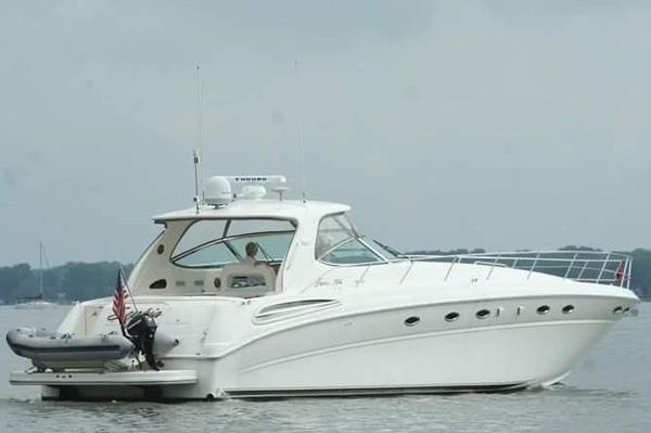 Used Sea Ray 510 Sundancer Express Cruiser Boat For Sale