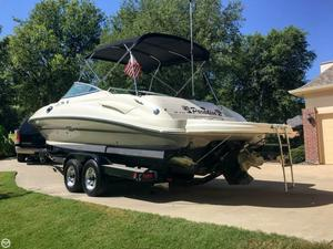 Used Sea Ray 270 Sundeck Deck Boat For Sale