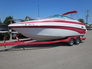 Used Crownline 235 Cuddy Cabin Boat For Sale