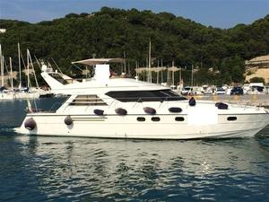 Used Princess 500 Flybridge Motor Yacht For Sale