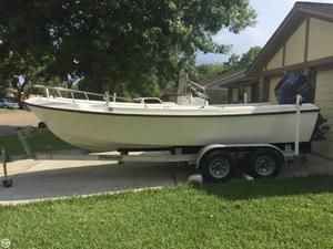 Used Aquasport 200 Osprey Center Console Fishing Boat For Sale