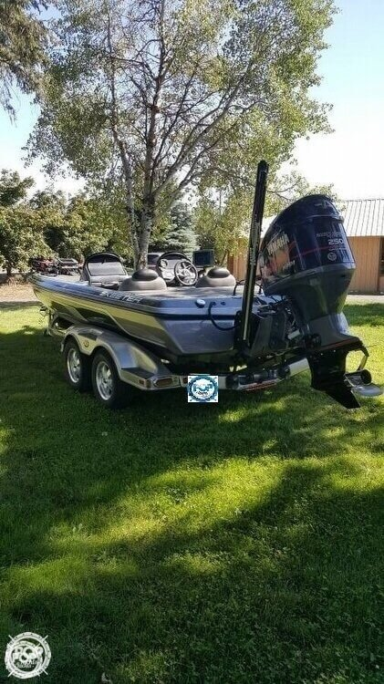 Used Skeeter 20I Bass Boat For Sale