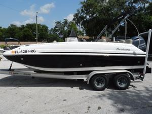 Used Hurricane 19CC Center Console Fishing Boat For Sale