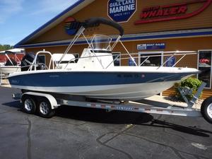 Used Boston Whaler 200 Dauntless Center Console Fishing Boat For Sale