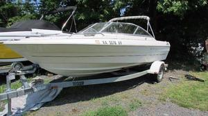 Used Bayliner 1950 Capri Classic Bowrider Boat For Sale
