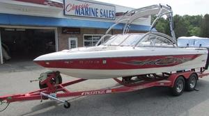 Used Tige 22i Bowrider Boat For Sale