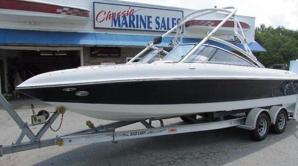 Used Tige 24Ve Bowrider Boat For Sale
