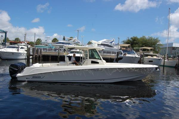 Used Boston Whaler Center Console Boat For Sale