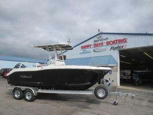 New Robalo Freshwater Fishing Boat For Sale
