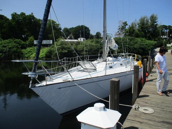 Used Morgan 40 Sloop Sailboat For Sale