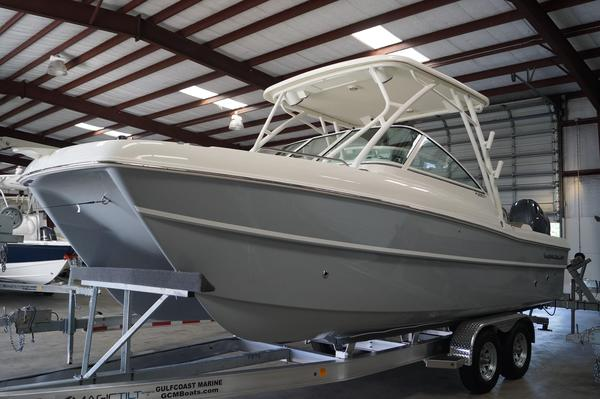 New World Cat 230 DC Power Catamaran Boat For Sale