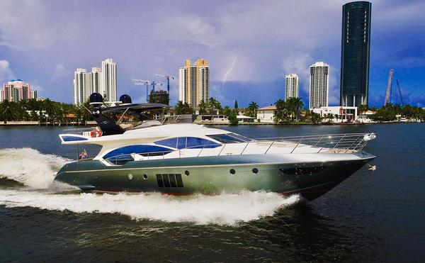 Used Azimut Evolution Motor Yacht For Sale