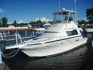 Used Luhrs 342 Tournament Sportfisherman Convertible Fishing Boat For Sale