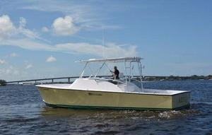 Used Knowles Walk-around Sportfish Center Console Fishing Boat For Sale