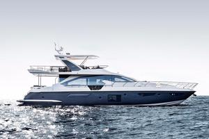 Used Azimut 72 Flybridge Mega Yacht For Sale