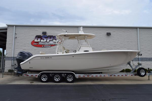 New Cobia 296 Center Console Center Console Fishing Boat For Sale