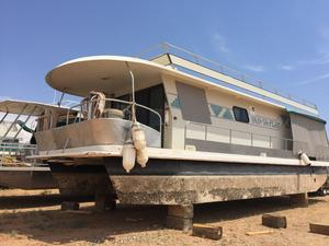 Used Boatel Hercules Houseboat House Boat For Sale