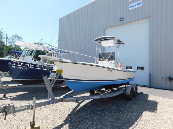 Used Shamrock 200 CC Center Console Fishing Boat For Sale