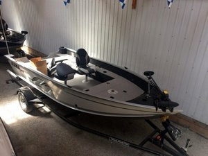 New Alumacraft Classic 165 Sports Fishing Boat For Sale
