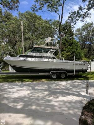 Used Sportcraft 270 sport Walkaround Fishing Boat For Sale