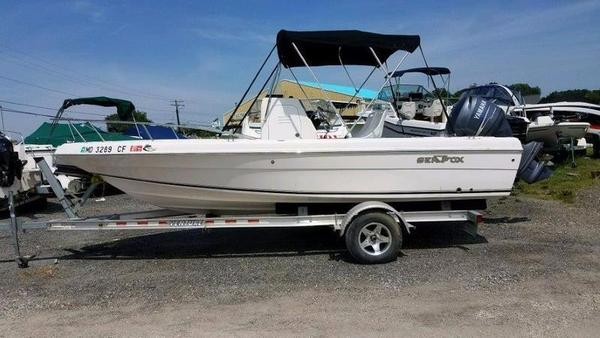 New Sea 197 CC Center Console Fishing Boat For Sale