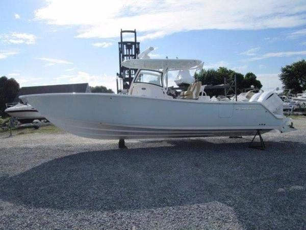 New Sportsman Open 312 Center Console Fishing Boat For Sale