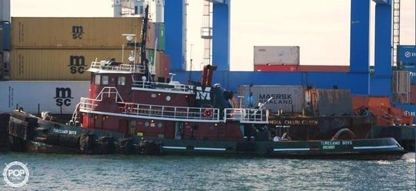 Used Maine Iron Works 111 Tug Boat For Sale