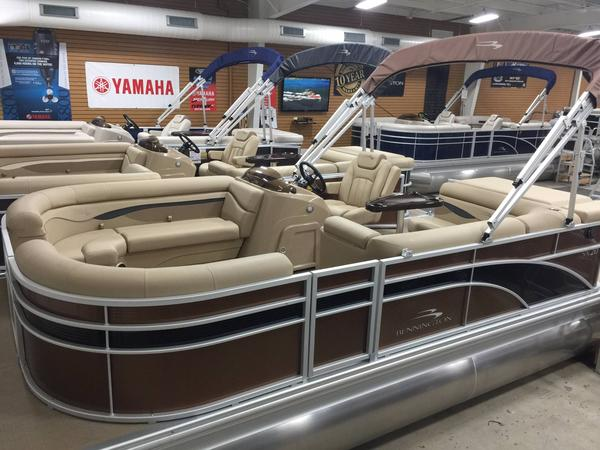 New Bennington 20 SLMX Pontoon Boat For Sale